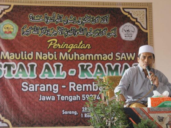Peringatan Maulid Nabi Muhammad SAW Tahun 2019