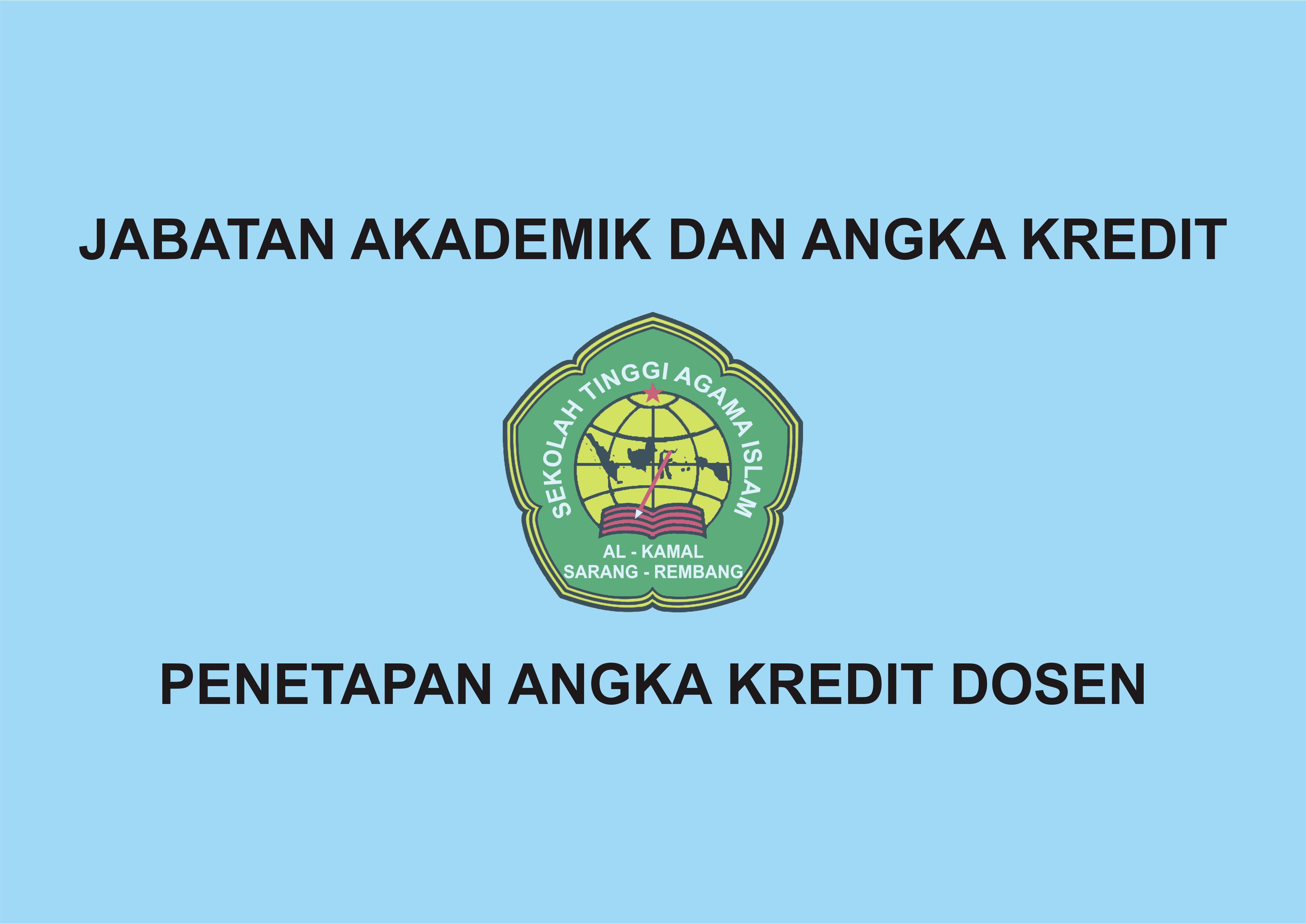 Penetapan Angka Kredit (P A K)