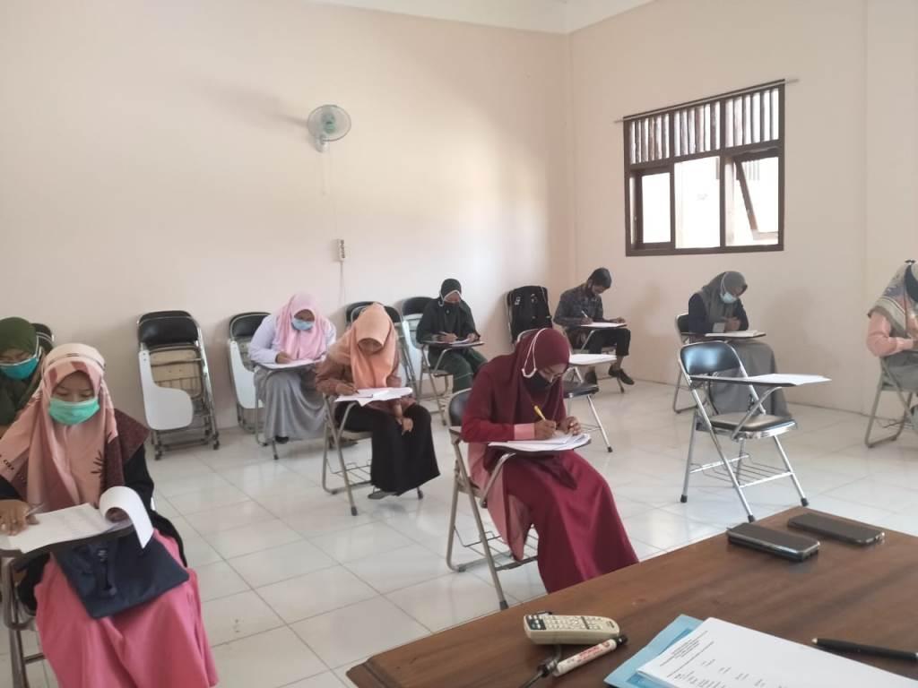 Penerima Beasiswa Mahasiswa Tahun Akademik 2020-2021