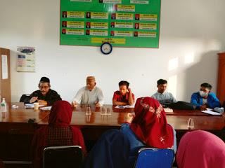 Mahasiswa Gelar Audiensi dengan Pimpinan Kampus STAI Al-Kamal