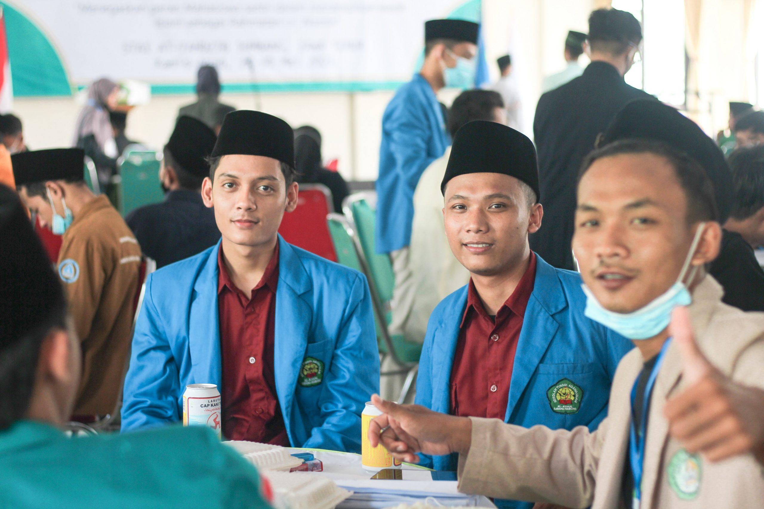 Hadiri Halaqoh BEM Pesantren Se-Indonesia, STAI Al-Kamal Delegasikan Dua Mahasiswa