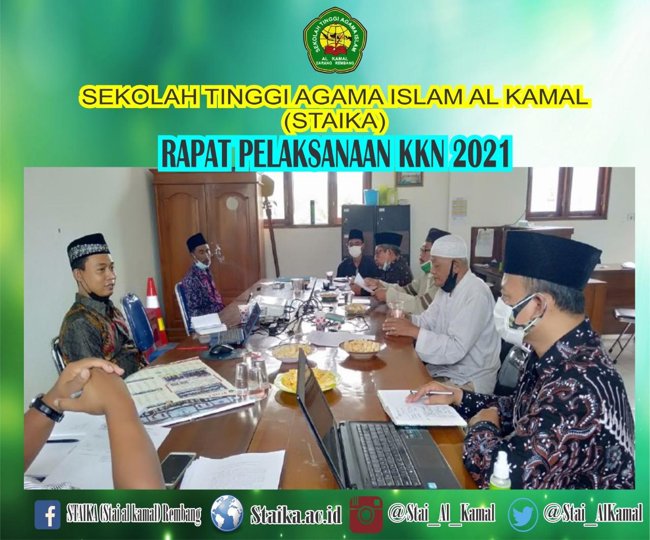 Yang Menarik dari Pengabdian Masyarakat (KKN) STAI Al Kamal Tahun 2021